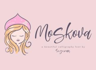 Moskova Duo Font