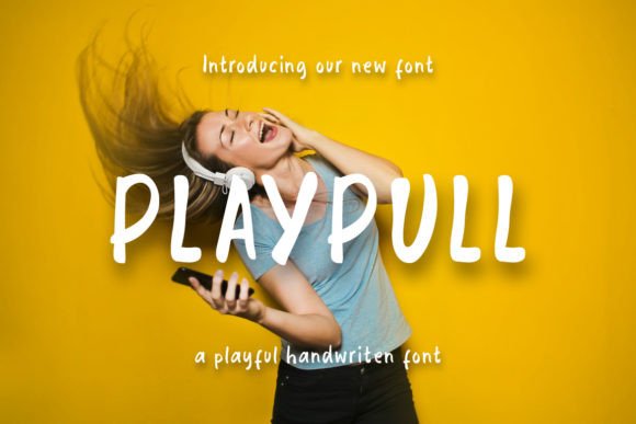 Playpull Font