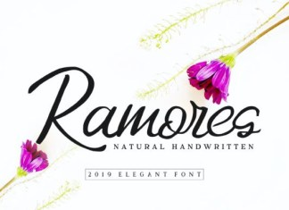 Ramores Font