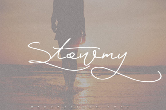 Stowmy Font