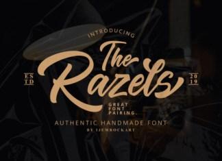 The Razels Font