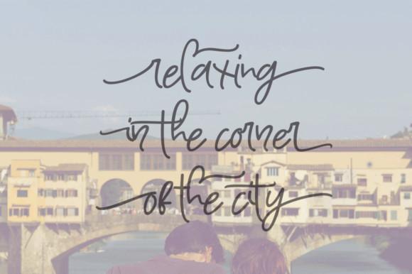 When Love Font