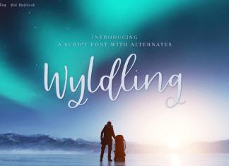 Wyldling Script