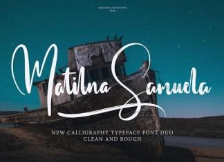 Matilna Samuela Font Duo