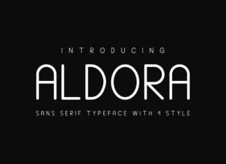 Aaldora Font