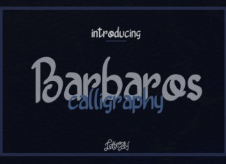 Barbaros Font