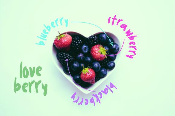 Boldberry Font