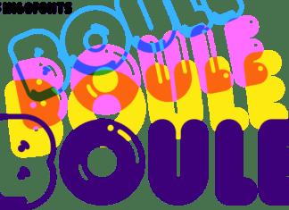 Boule Plus Font