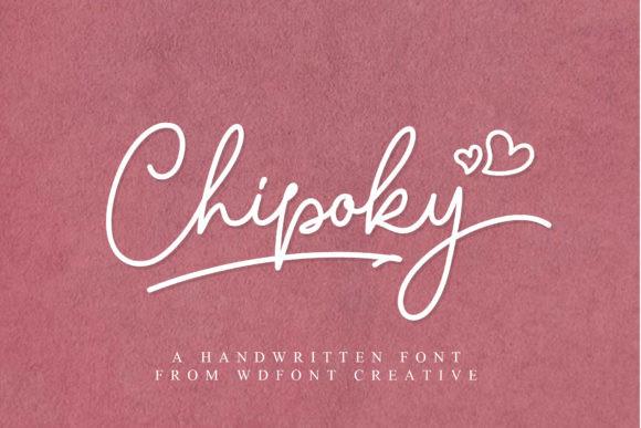 Chipoky Font
