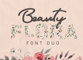 Flora Duo Font