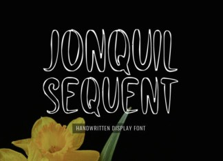 Jonquil Sequent Font