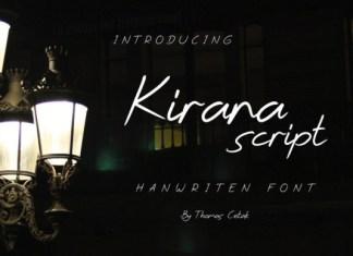 Kirana Script