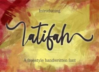Latifah Font