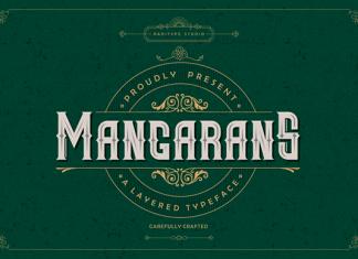 Mangarans Font
