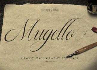 Mugello Font
