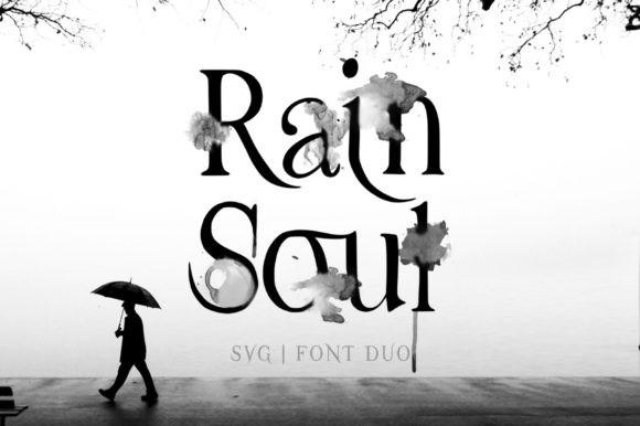 Rain Soul Font