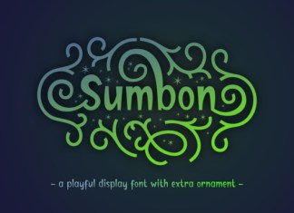 Sumbon Font
