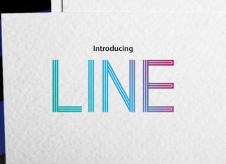 Lucky Line Font