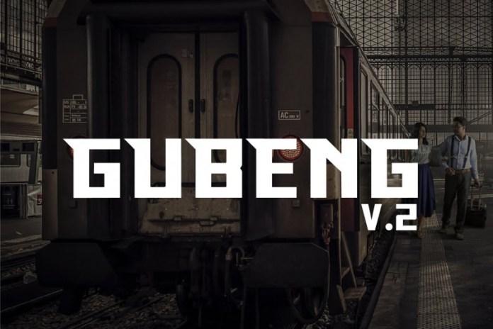 GUBENG V.2 FONT