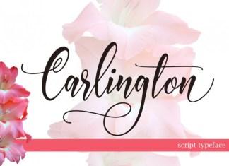 Carlington Font