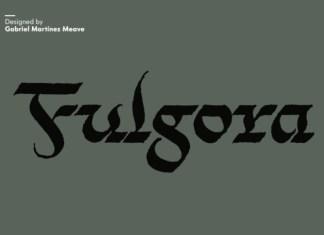 Fulgora Font Family