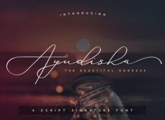 Ayudisha Font