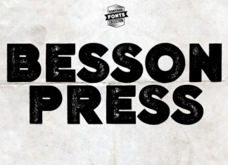Besson Font