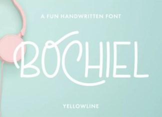 Bochiel Font