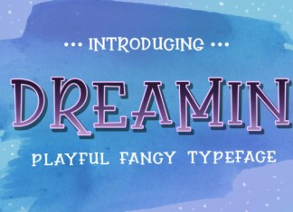 Dreamin Font