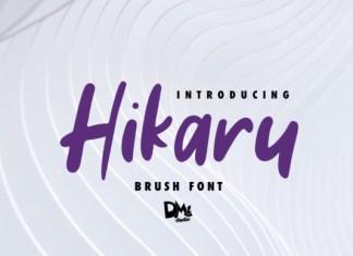 Hikaru Font