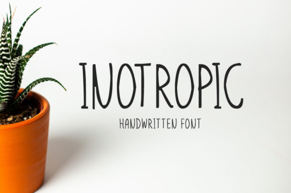 Inotropic Font