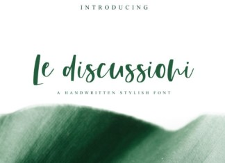 Le Discussioni Font