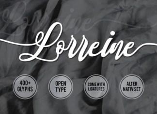 Lorreine Font