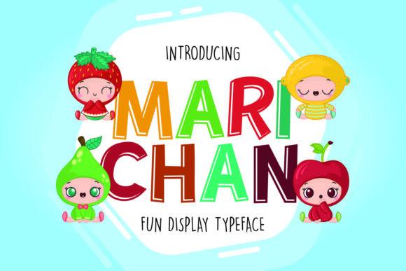Marichan Font