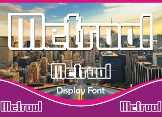 Metrool Font