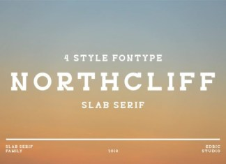 Northcliff Font