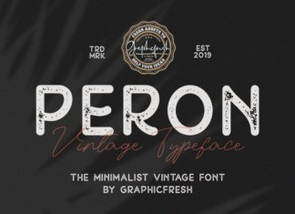 Peron Font