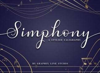 Simphony Font