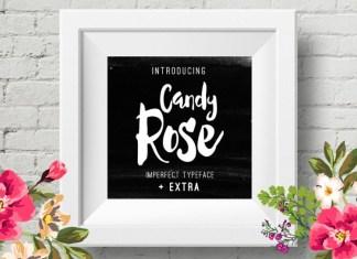 CandyRose Font