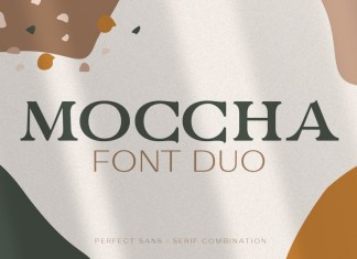 Moccha Font