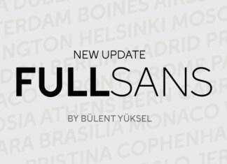 Full Sans Font Family
