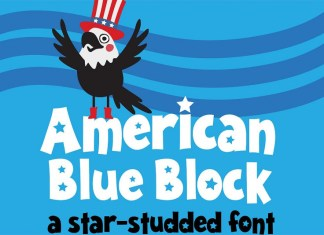 ZP American Blue Block