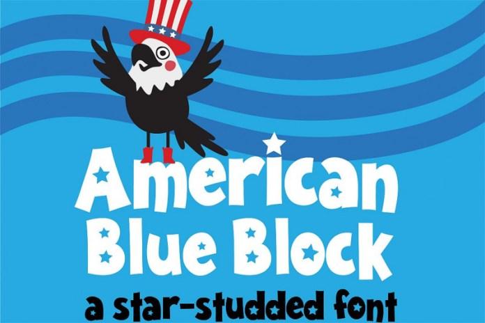 ZP American Blue Block