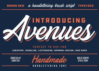 Avenues Font