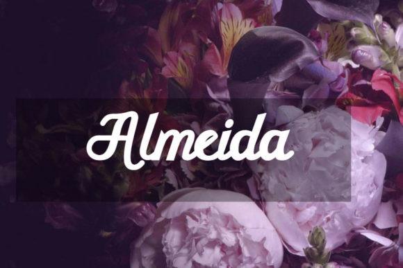 Almeida Font
