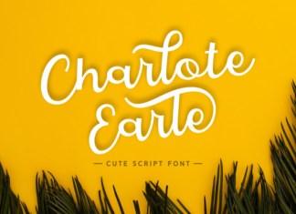 Charlote Earle Font
