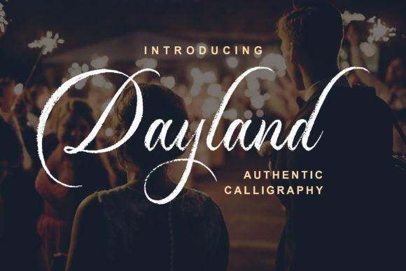 Dayland Font