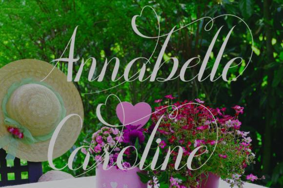 Emalia Font