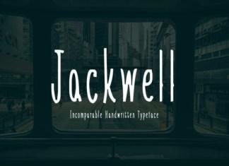Jackwell Font