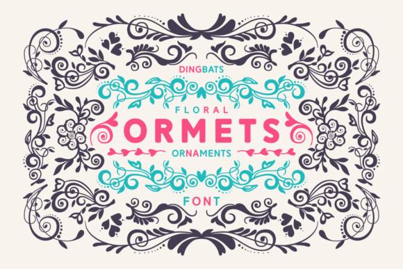 Orments Font